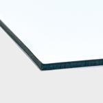 Panneau en aluminium<br>Alupanel® blanc
