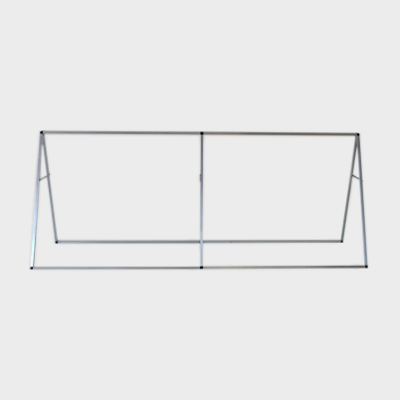impression structure barriere de stand