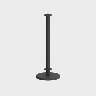 poteau barrière de terrasse