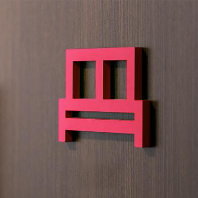 impression lettre et logo 3D