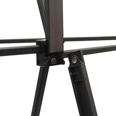 zoom structure stand parapluie pvc