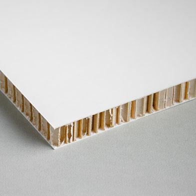 Panneau carton alvéolaire<br>Lightboard®