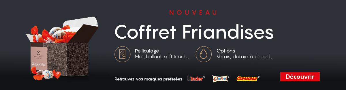 Coffret friandises