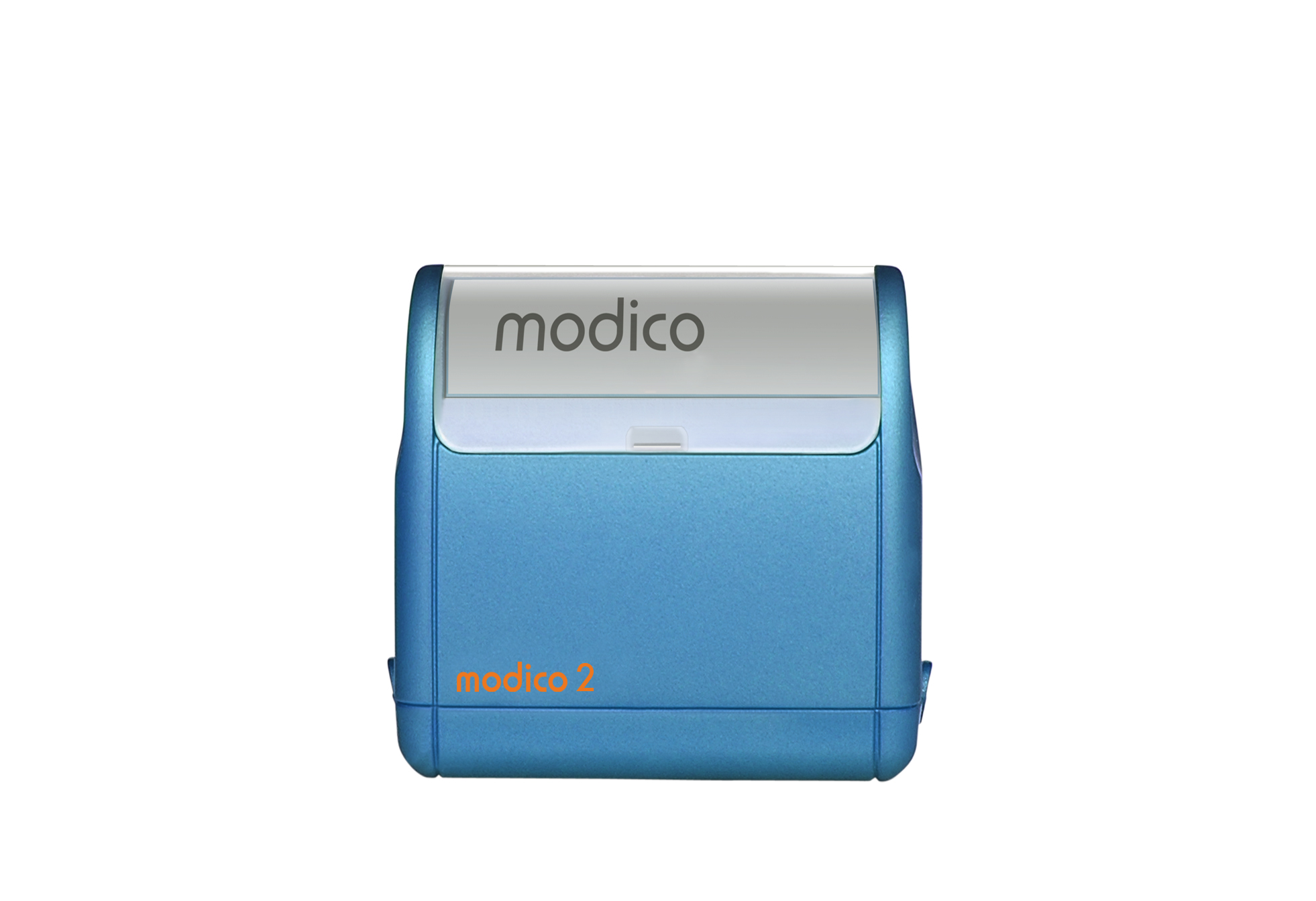 impression tampon automatique M2 bleu pas cher